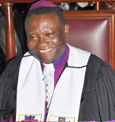 Most Rev.Prof.Asante